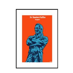 Sir Stamford Raffles - Singapore