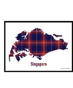 Singapore Tartan