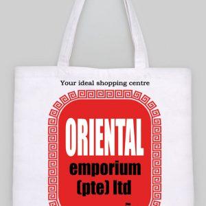 Oriental Emporium Bag