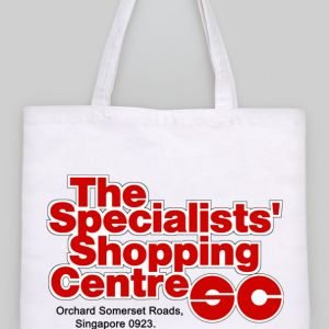 Specialists Shopping Centre Bag