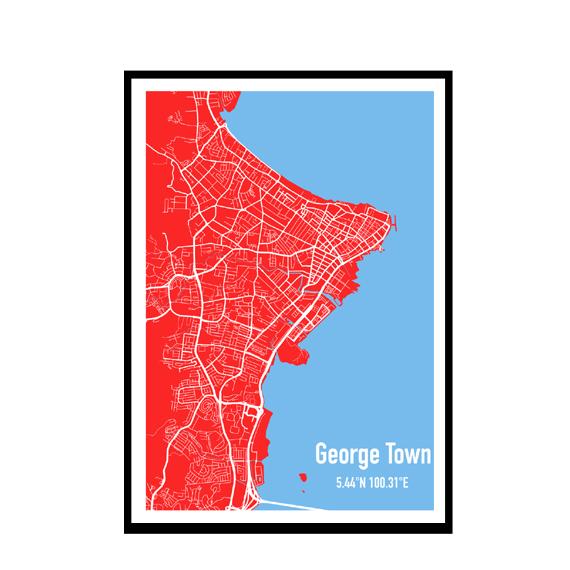 George Town – Penang