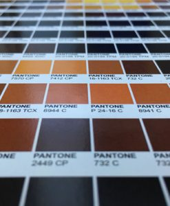 Mona Lisa - Pantone Art