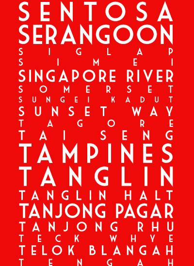 Singapore Places