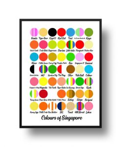 Colours of Singapore