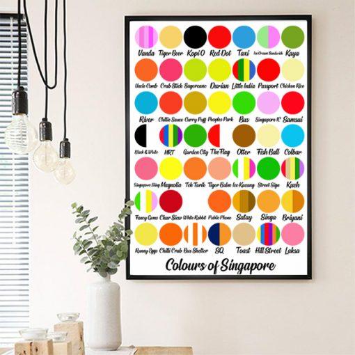 Colours of Singapore