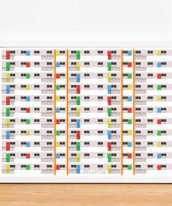 Singapore HDB Coloured Doors
