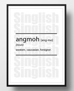 Angmoh-Singlish-Dictionary