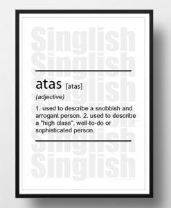 Atas-Singlish-Dictionary