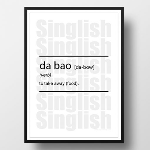 DaBao-Singlish-Dictionary