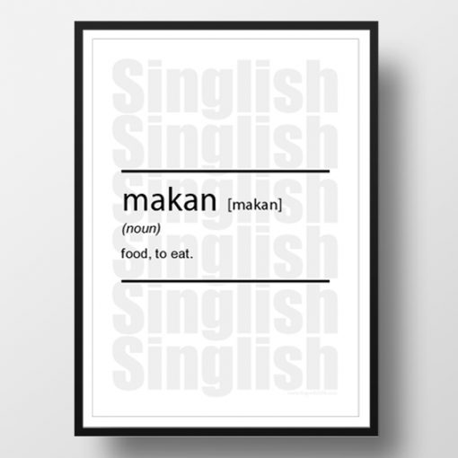 Makan-Singlish-Dictionary