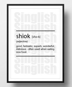 Shiok-Singlish-Dictionary