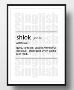 Shiok-Singlish-Dictionary