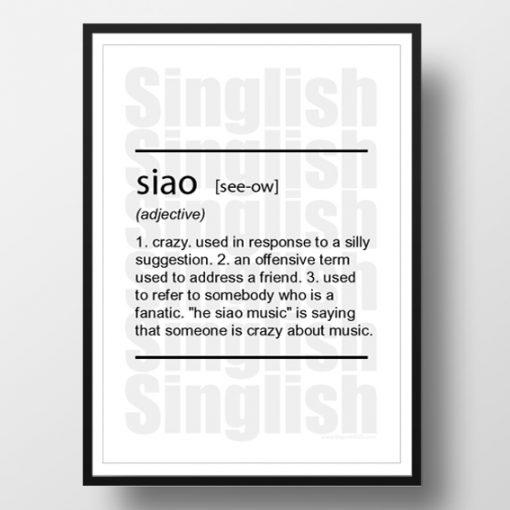 Siao-Singlish-Dictionary