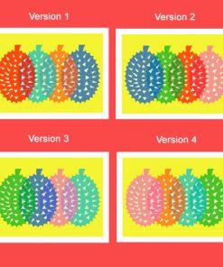 Four Durians