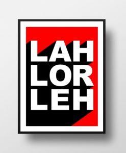 LAH LOR LEH