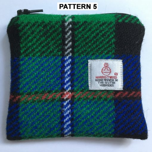 Harris Tweed Purse