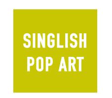 Singlish Pop Art