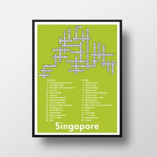 Singapore Crossword