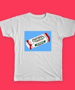 Durian Chewing Gum T-shirt
